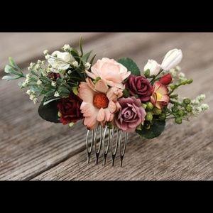 Accessories - Beautiful Bride Hair Comb